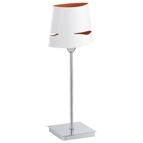 EGLO 92808 - Stolná lampa CAPITELLO 1xE14/40W