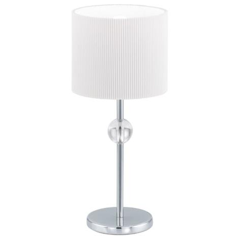 EGLO 92819 - Stolná lampa ALBAREDO 1xE27/60W