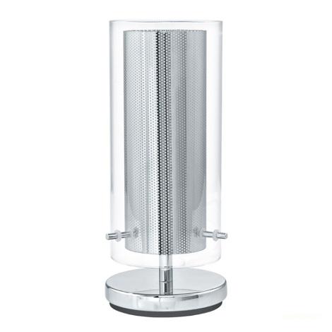 EGLO 92847 - Stolná lampa TAROLO 1xE27/60W