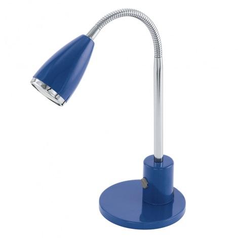 Eglo 92875 - Stolná lampa FOX 1xGU10/3W/230V