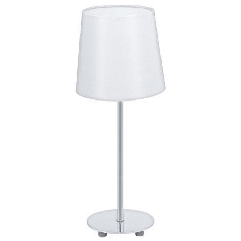 Eglo 92884 - Stolná lampa LAURITZ 1xE14/40W/230V