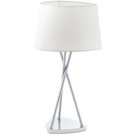 Eglo 92893 - Stolná lampa BELORA 1xE27/60W/230V