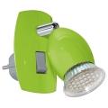 Eglo 92923 - LED svietidlo do zásuvky BRIVI 1 1xGU10-LED/3W/230V