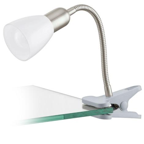 Eglo 92932 - LED lampa s klipom DAKAR 3 1xE14-LED/4W/230V