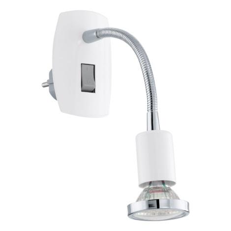 EGLO 92934 - LED Bodové svietidlo MINI 4 1xGU10/2,5W LED