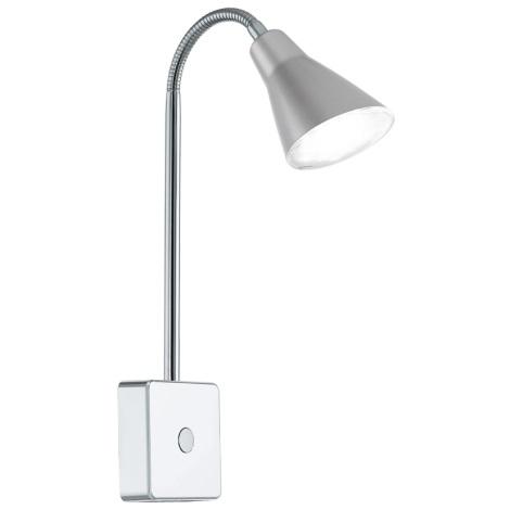 EGLO 92959 - LED Svetlo do zásuvky NERA 1 1xLED / 2,5 W