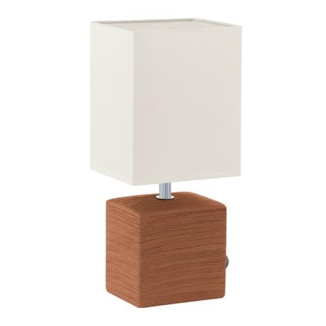 EGLO 93045 - Stolná lampa MATARO 1xE14/40W