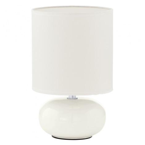 Eglo 93046 - Stolná lampa TRONDIO 1xE14/40W/230V