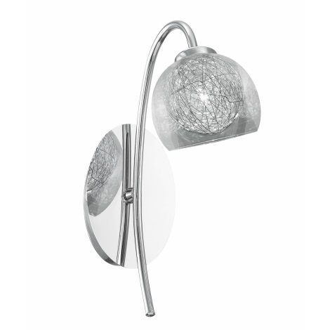 Eglo 93057 - Nástenná lampička OVIEDO G9/33W/230V