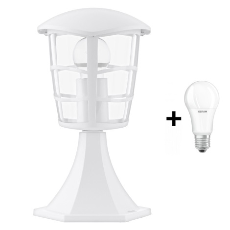 Eglo 93096 - Vonkajšia lampa ALORIA 1xE27/60W/230V