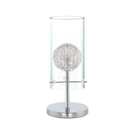 EGLO 93115 - Stolná lampa LAMAS 1xG9/33W/230V