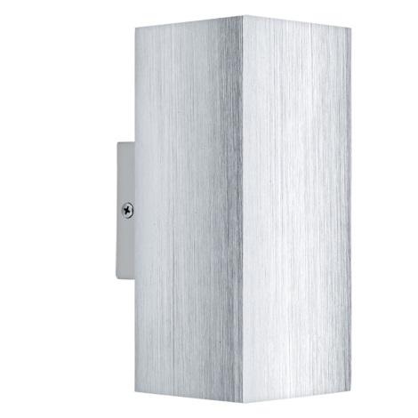 Eglo 93127 - LED nástenné svietidlo MADRAS 2 2xGU10-LED/3W/230V