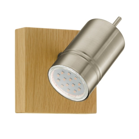 Eglo 93146 - LED bodové svietidlo MARATEA 1 1xGU10 / 3W / 230V