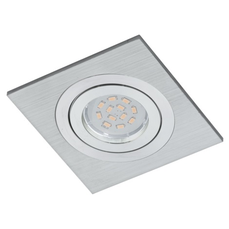 Eglo 93153 - LED podhľadové svietidlo TERNI 1 1xGU10-LED/5W/230V