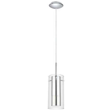 Eglo 93161 - LED luster PINTO 2 1xGU10 / 5W / 230V