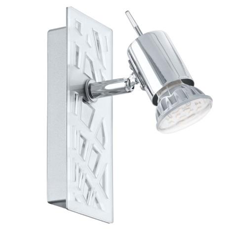 Eglo 93175 - LED bodové svietidlo DAVEN 1 1xGU10-LED/5W/230V