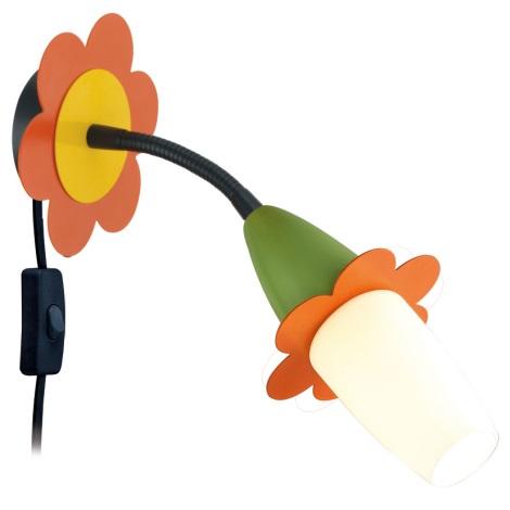 EGLO 93183 - LED Detské bodové svietidlo VIKI 2 1xE14/4W LED