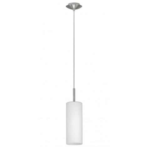Eglo 93194 - LED závesné svietidlo TROY4 E27/7W/230V