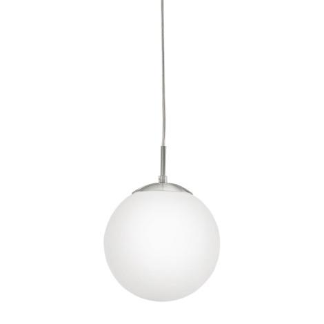 EGLO 93197 - LED Luster na lanku RONDO 1 1xE27/7W/230V
