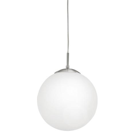 EGLO 93198 - LED Luster na lanku RONDO 1 1xE27/7W/230V