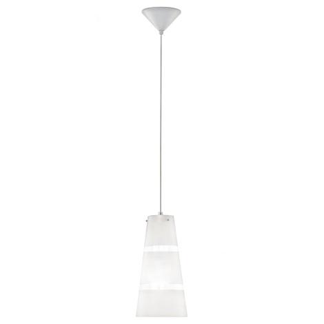 Eglo 93202 - LED závesné svietidlo NOIRA 1 2xE27/7W/230V