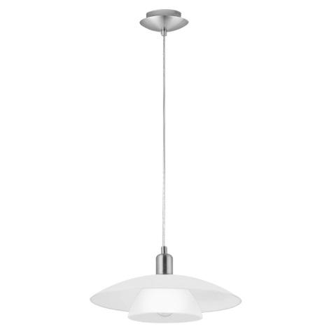 EGLO 93204 - LED Luster na lanku BRENDA 2 1xE27/7W LED