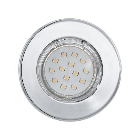 Eglo 93224 - LED podhľadové svietidlo IGOA 1xGU10/3W/230V