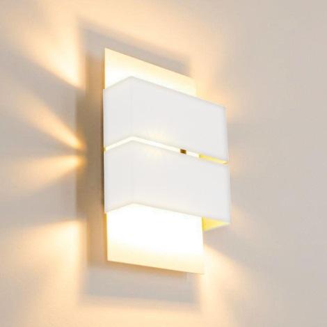 Eglo 93253 - LED vonkajšie osvetlenie Kibe 2xLED/2,5W/230V