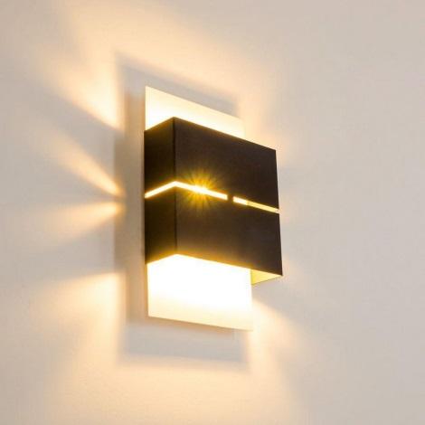 Eglo 93254 - LED vonkajšie osvetlenie Kibe 2xLED/2,5W/230V