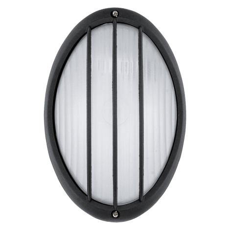 Eglo 93262 - LED Vonkajšie nástenné svietidlo SIONES 1xGX53/7W/230V