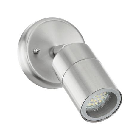 Eglo 93268 - LED vonkajšie osvetlenie STOCKHOLM 1 2xGU10/5W/230V