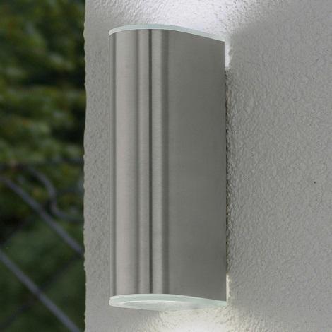 Eglo 93271 - LED vonkajšie osvetlenie Cabos 2xLED/2,5W/230V