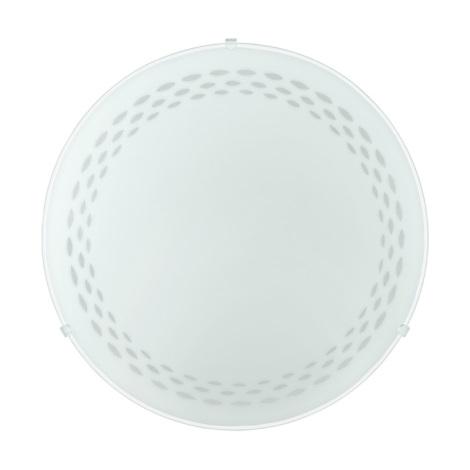 Eglo 93276 - LED stropné svietidlo TWISTER 1xLED/12W/230V