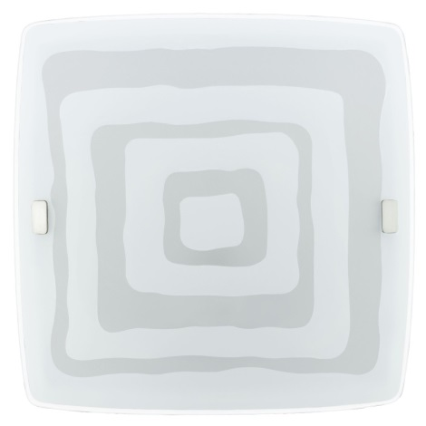 EGLO 93283 - Nástenné stropné svietidlo LED BORGO 1xLED/18W/230V
