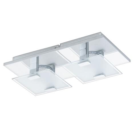 Eglo 93312 - LED stropné svietidlo VICARO 2xLED/2,5W/230V