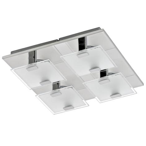 Eglo 93314 - LED stropné svietidlo VICARO 4xLED/2,5W/230V