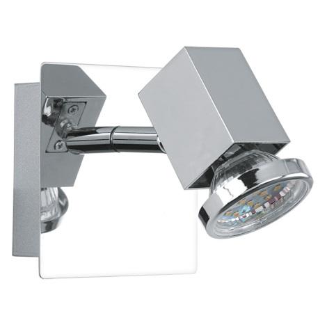 Eglo 93321 - LED bodové svietidlo ZABELLA 1xGU10-LED/5W/230V