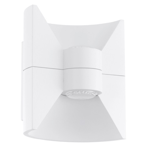 Eglo 93367 - LED nástenné svietidlo REDONDO Biela 2xLED-SMD/2,5W/230V