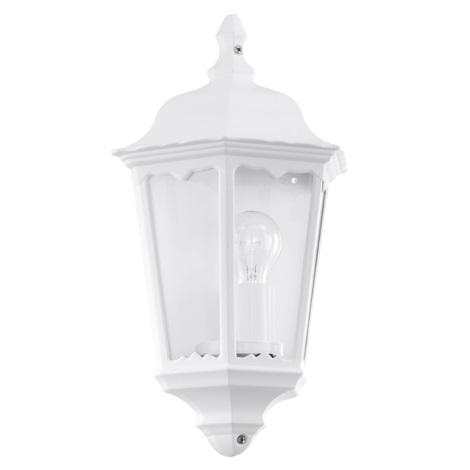 Eglo 93448 - Vonkajšie nástenné svietidlo navedie 1xE27/60W/230V