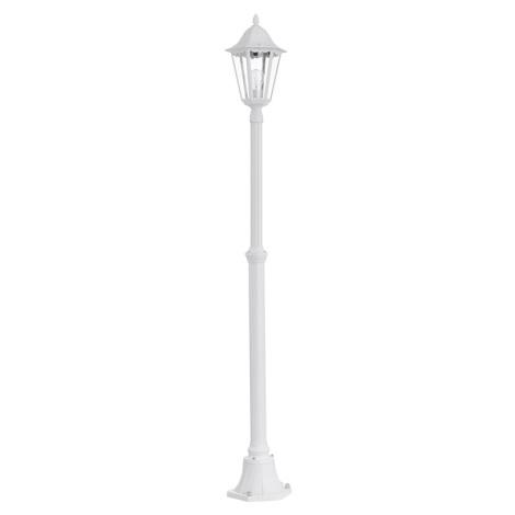 EGLO 93453 - Vonkajšie svietidlo NAVEDO 1xE27/60W biela