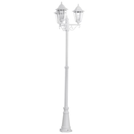 Eglo 93454 Vonkajšia lampa NAVEDO E27/3X60W/230V