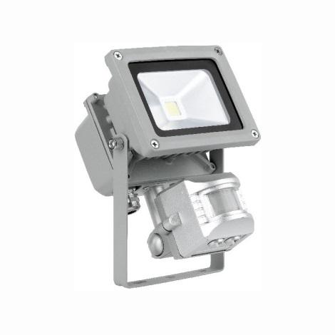 Eglo 93476 LED reflektor s čidlom FAEDO LED/10W/230V