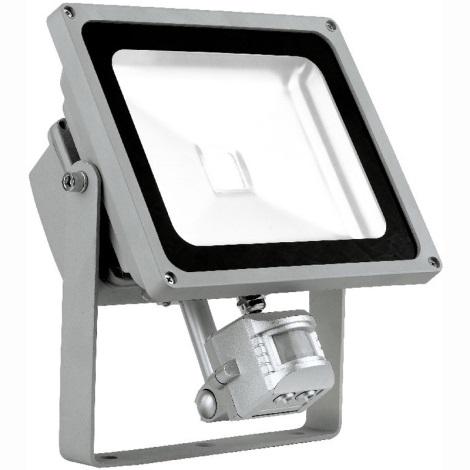 Eglo 93478 LED reflektor s čidlom FAEDO LED/30W/230V
