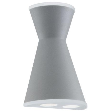 EGLO 93488 - Vonkajšie nástenné svietidlo MORINO 3xLED/2,5 W