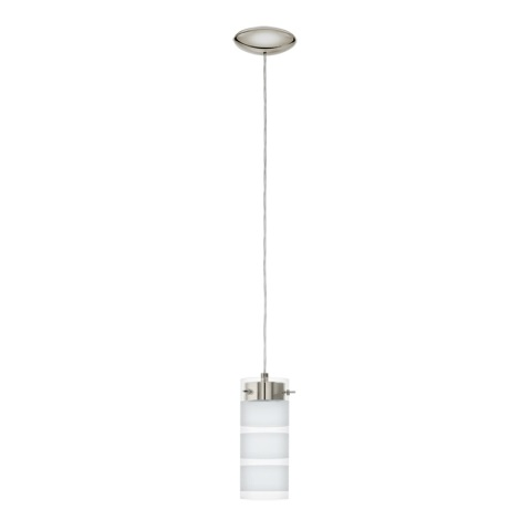 Eglo 93541 - LED závesné svietidlo OLVERO 1xGX53/7W/230V