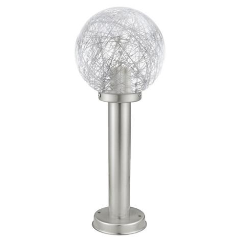 Eglo 93553 - Vonkajšia lampa NISIA 1 1xE27/60W/230V