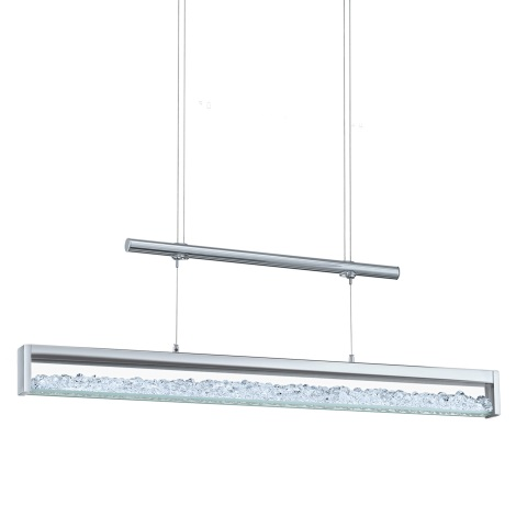Eglo 93625 - LED stmievateľné svietidlo CARDITO 1 LED/24W/230V