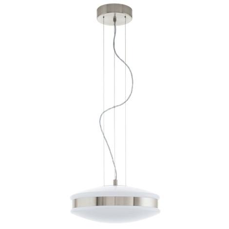 Eglo 93635 - LED závesné svietidlo CORVOLO 2xLED/13,5W/230V