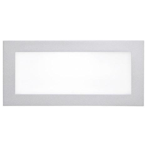 Eglo 93653 LED nástenné schodiskové svietidlo GLENN 2xLED/2,5W/230V