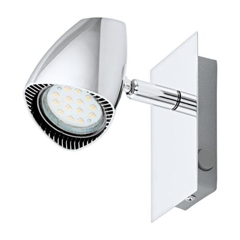 Eglo 93672 - LED bodové svietidlo CORBERO 1xGU10/3W/230V